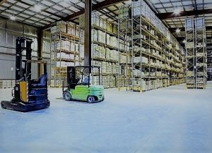 רענון במחסן לוגיסטי – Replenishment